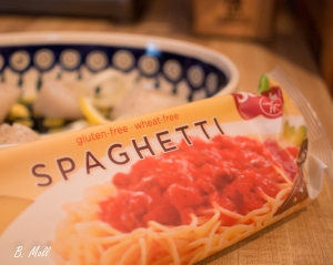 The best gluten free spaghetti