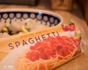 The best gluten free spaghetti