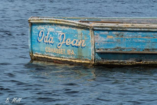 Ida Jean stern shot