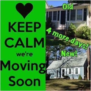 Our pre move mantra!