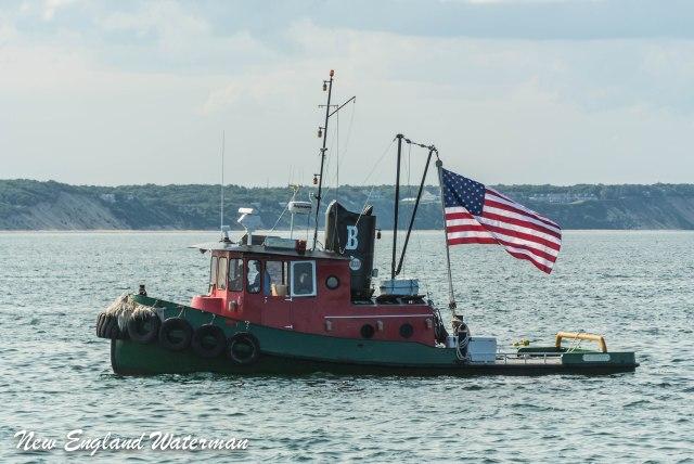 proper flag to boat size ration