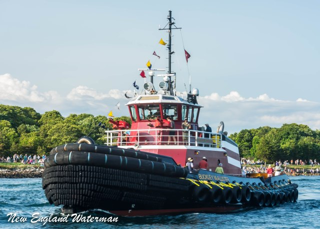 """Buckley McAllister"", the Canal's newest escort tug"
