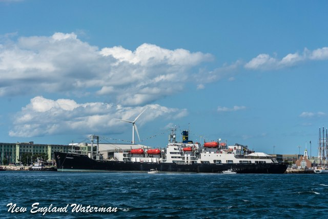 """Mass Maritime, and the T/S """"Kennedy"""""""