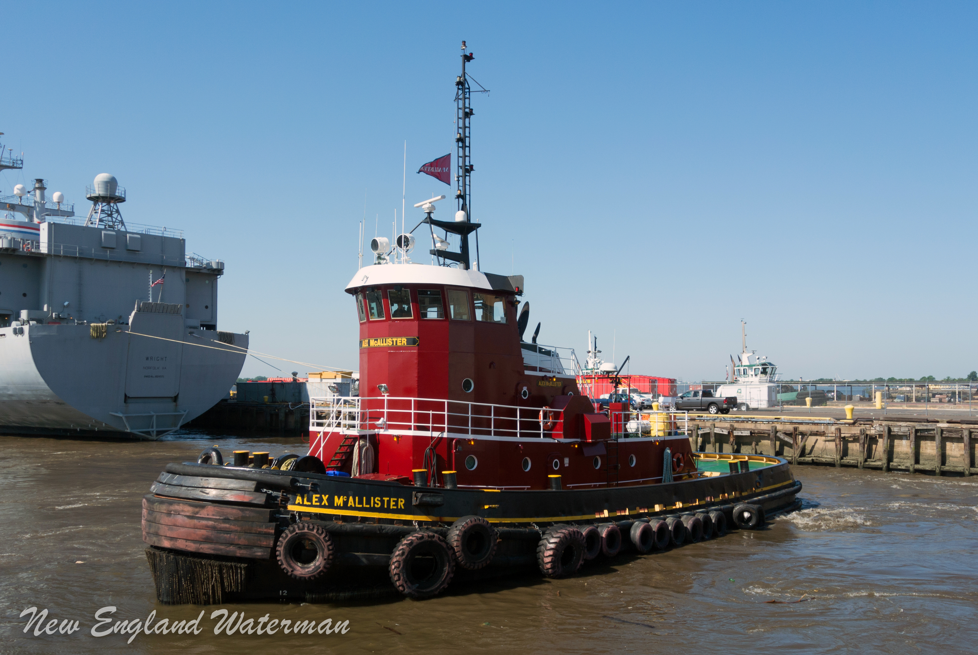 New England Waterman | The photos and musings of a Tugboater