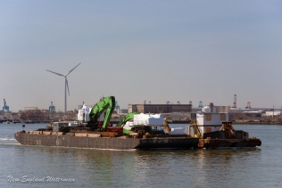 Self Propelled Barges?